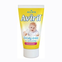 ALPA Detský krém AVIRIL, 50 ml