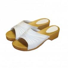 Dreváky Elegance, biele