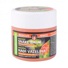 Hadí jed bylinná masážna vazelína, 120 ml
