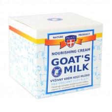 Kozie mlieko pleťový krém, 50 ml
