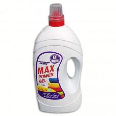 Max Powerl 5,6 L tekutý prací prostriedok