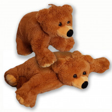 Rozkladací vankúš medveď