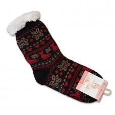 Spacie ponožky - vzorované 201 EMIROS