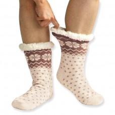 Spacie ponožky - vzorované 2+1 zadarmo