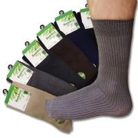 Bambusové ponožky, mix farieb 6 ks