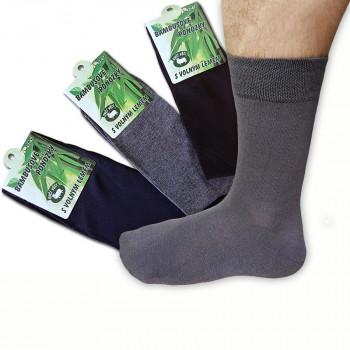 Bambusové ponožky 3 ks