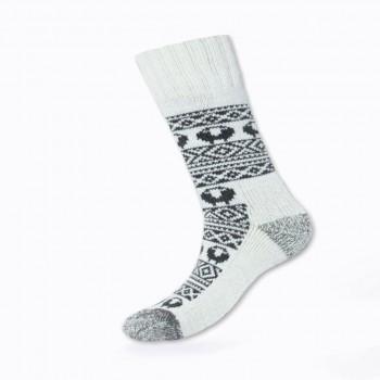 Funkčné ponožky z ovčej vlny Merino