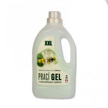 Prací gél s marseillským mydlom 1500 ml