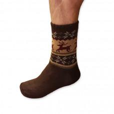 Spacie ponožky pánske sob