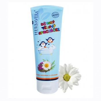 Detský sprchvý šampón tuba 250 ml