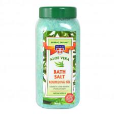 Aloe Vera kúpeľová soľ, 900 g