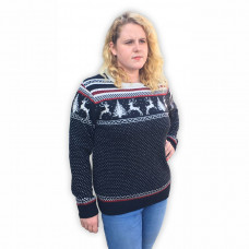 Vlnený sveter NORD