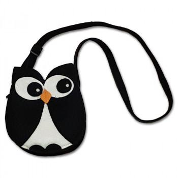 Filcová kabelka tučniak