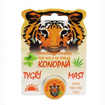Konopná tigria masť, 4,5 g