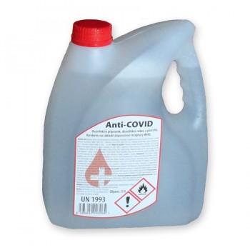Anti-COVID DEZINFEKCIA 3 L