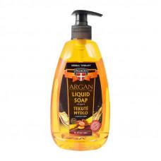 Arganový olej tekuté mydlo s pumpičkou, 500 ml