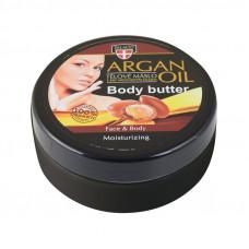 Arganovým olejom telové maslo, 200 ml