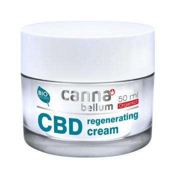 CBD - pleťový regeneračný krém 50 ml