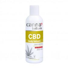 CBD telový balzam 200 ml