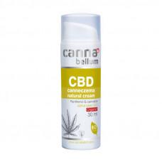 CBD telový krém canneczema, 30 ml