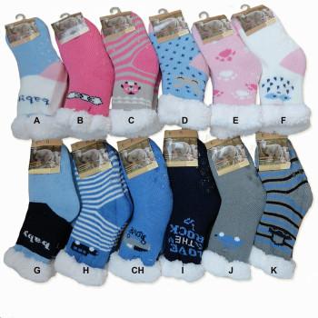 Spacie ponožky dojčenské