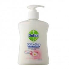 DETTOL Antibakteriálne tekuté mydlo s hermančekom, 250 ml