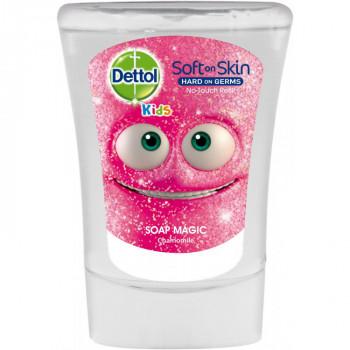 DETTOL KÚZELNÍK detské antibakteriálne tekuté mydlo do dávkovača, 250 ml