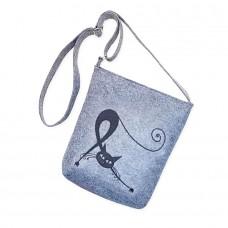 Filcová kabelka na suchý zips 00081-9
