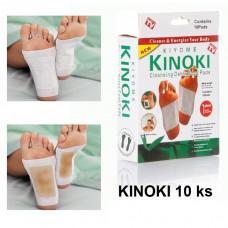 Kinoki - detoxikačné náplaste 10 ks