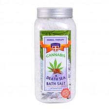 Konopná soľ z Mŕtveho mora, 900 g