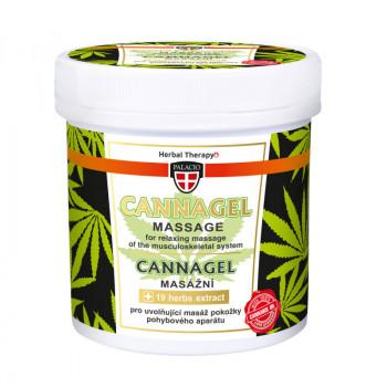 Konopný gél masážny  CANNAGEL, 250 ml