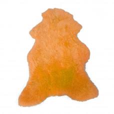 Ovčia koža farbená oranž