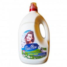 Lanolínový prací gél s bavlníkovým olejom 3 L