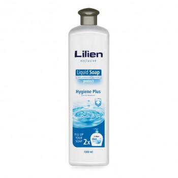 Lilien Protect antibakteriálne tekuté mydlo, 1000 ml 2 + 1 ZADARMO