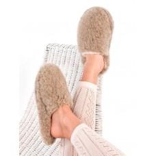 Vlnené papuče, nízke