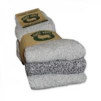 Ponožky z ovčej vlny sada 3 ks