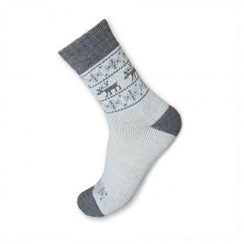 Funkčné ponožky z ovčej vlny Merino SOB