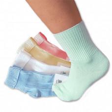 Bambusové ponožky, mix farieb 5 ks bez gumy