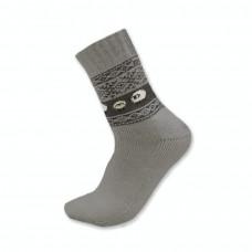 Funkčné ponožky z ovčej vlny Merino OVCE - sivé