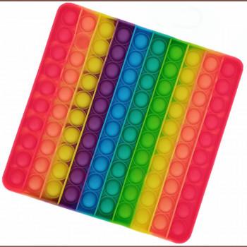 Pop It antistresová hračka - veľký štvorec