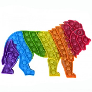 Pop It antistresová hračka - veľký Lev