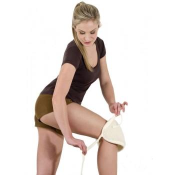 Vlnený chránič kolena