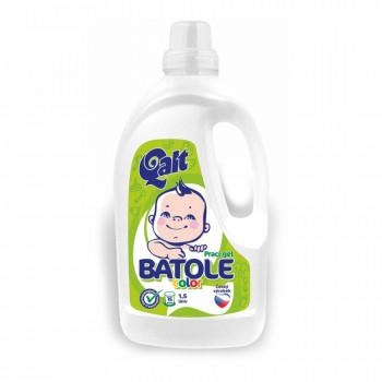 QALT Batole Color prací gél na farebné prádlo, 1500 ml