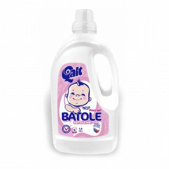QALT Batole Sensitive tekutý prací prostriedok, 1500 ml