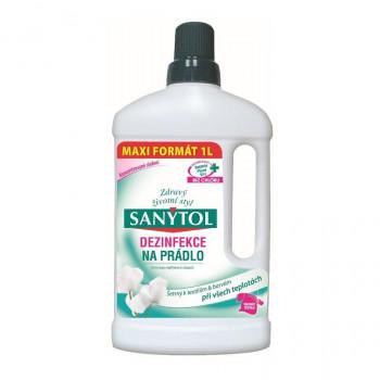 SANYTOL dezinfekcia na bielizeň, 1 L