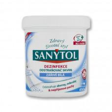 SANYTOL Dezinfekčný odstraňovač škvŕn bieliaci