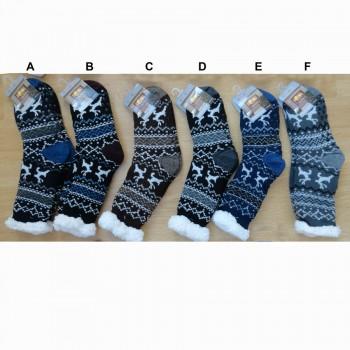 Spacie ponožky pánske 116F