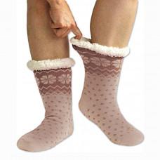Spacie ponožky - vzorované 2 + 1 zadarmo