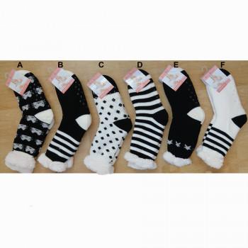 Spacie ponožky - vzorované 272 EMIROS