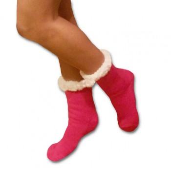 Spacie ponožky - jednofarebné